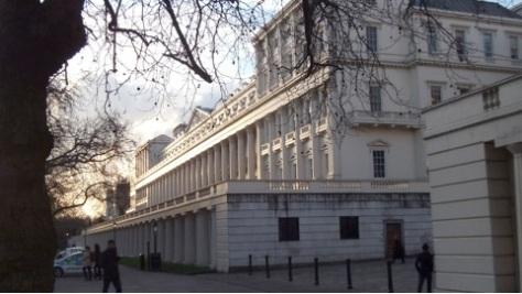 The Royal Society in London